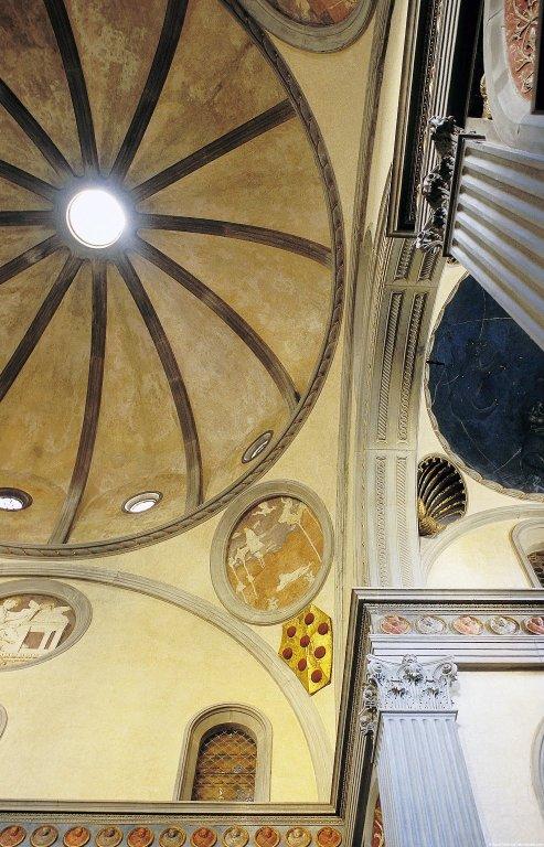 San Lorenzo; Old Sacristy