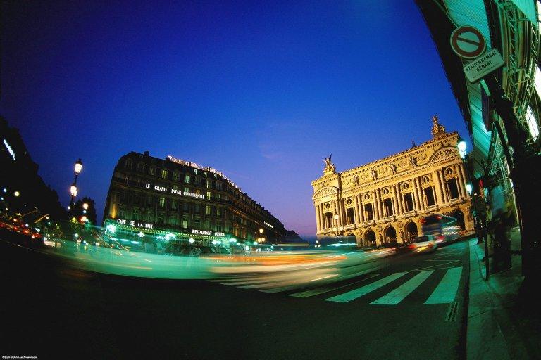 Paris: Creative Photography