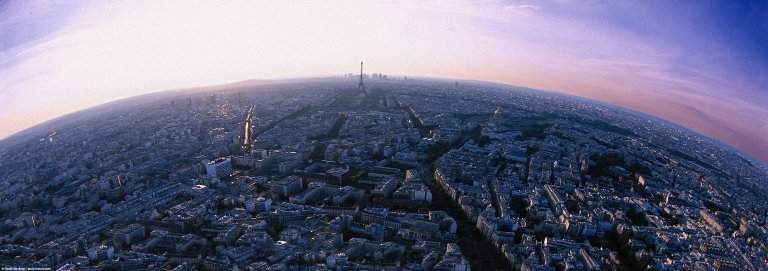 Paris: Topographic Views
