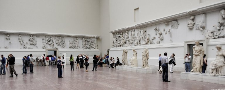 Great Altar at Pergamon [reconstruction]