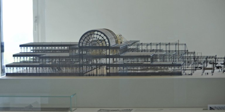 Scale model of the Crystal Palace