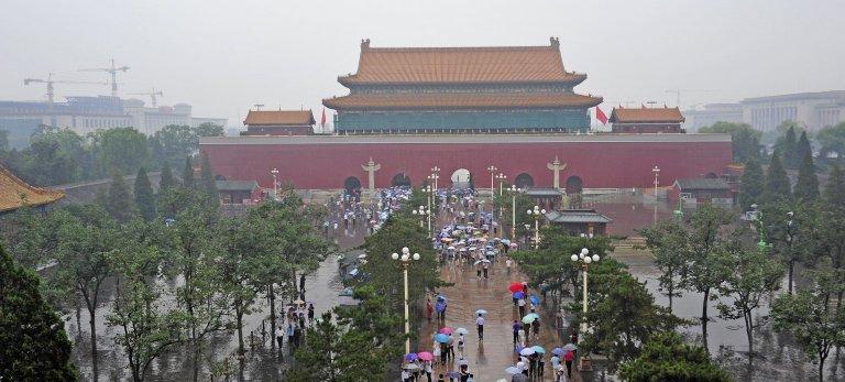 Gate of Heavenly Peace (Tiananmen)