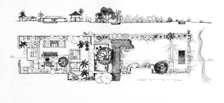 Batujimbar Pavilions