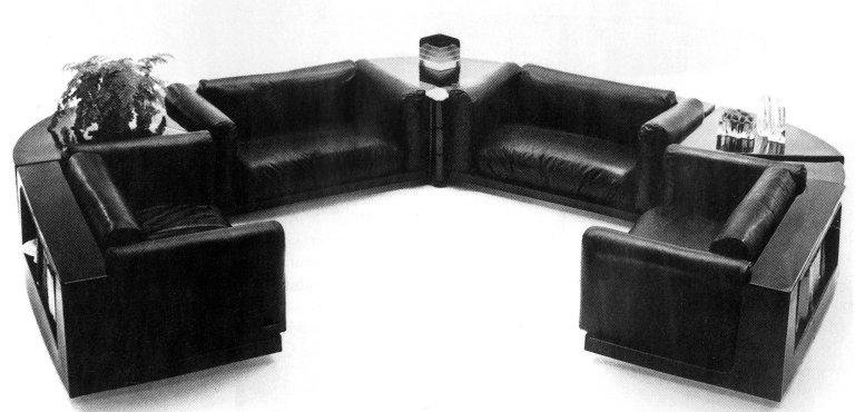 Boeri System Sofa