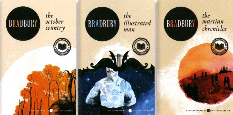 Ray Bradbury Book Series