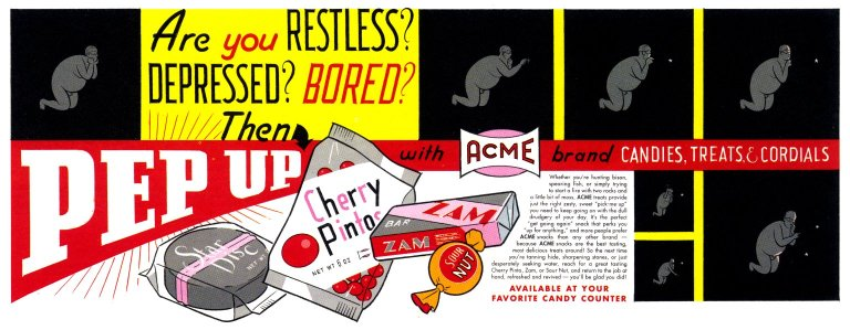 The ACME Novelty Library