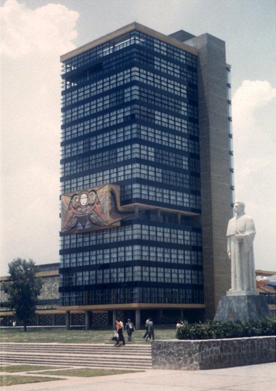 National Autonomous University of Mexico: Rectory Building